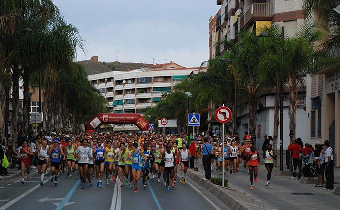 Una nueva edición de la Media Maratón de Motril