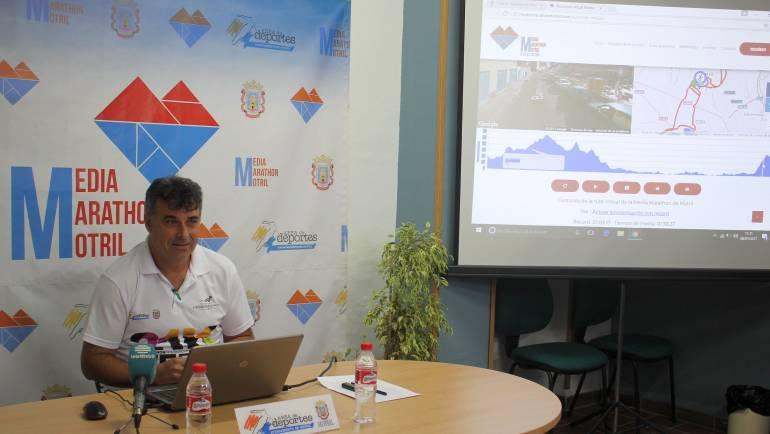 La Media Marathon de Motril estrena recorrido más rápido, urbano y llano