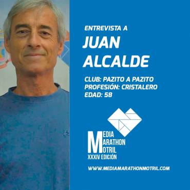 Entrevista a Juan Alcalde