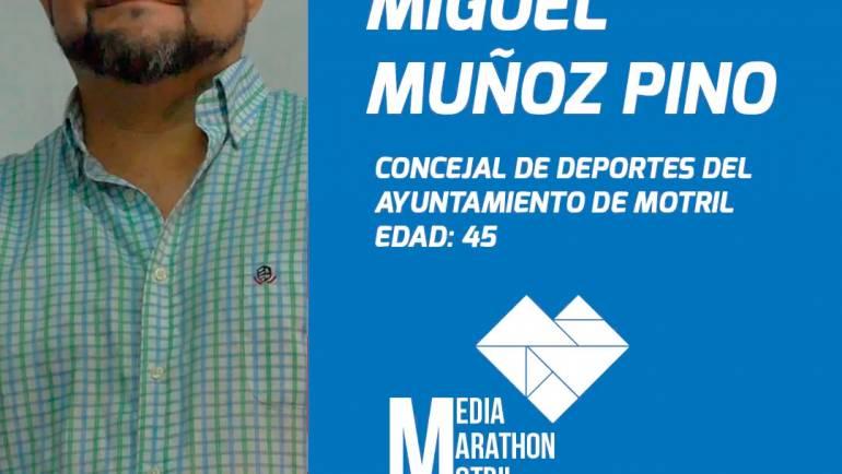Entrevista a Miguel Muñoz Pino